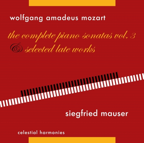Wolfgang Amadeus Mozart: The Complete Pi