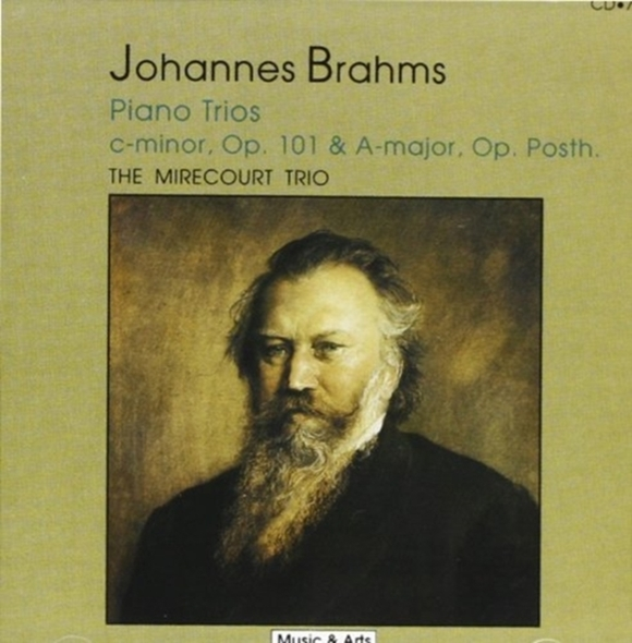 Johannes Brahms: Two Trios for Piano, Vi