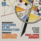 Mussorgsky: Pictures at an Exhibition/..