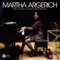 Martha Argerich: The Warner Classics Rec