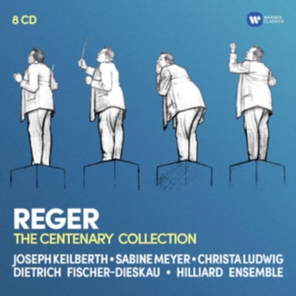 Reger: The Centenary Collection