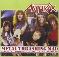 Metal Thrashing Mad