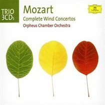 Complete Wind Concertos (Orpheus Chamber