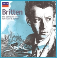 Britten: The Complete Works for Stage &