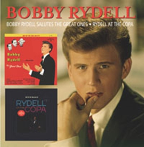 Bobby Rydell Salutes The Great Ones/Ryde