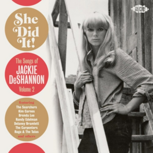 She Did It! The Songs of Jackie DeShanno