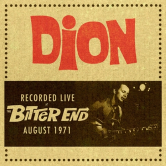 Recorded Live at the Bitter End, August