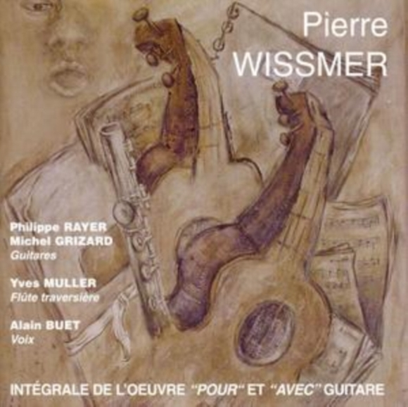 Complete Works for Guitar (Rayer, Grizar