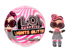 Figur L.O.L. Surprise Lights Glitter