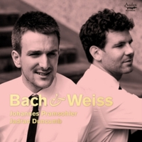 Bach & Weiss: Music for Baroque Violin a