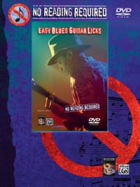 No Reading Required: Easy Blues Guitar L