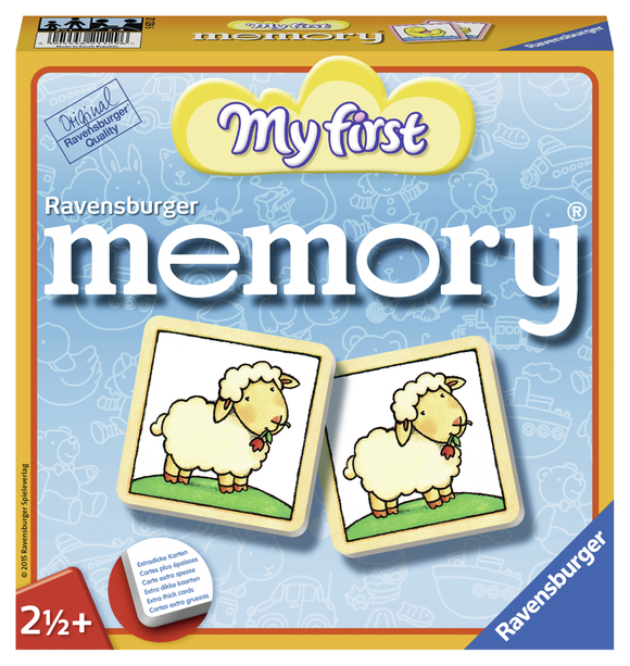 My first memory®