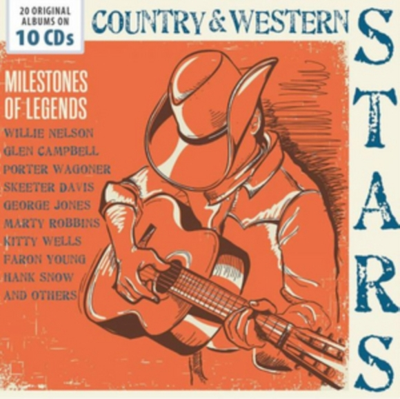Country and Western Stars