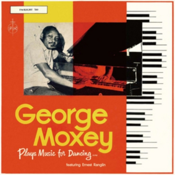 George Moxey Plays Music for Dancing...