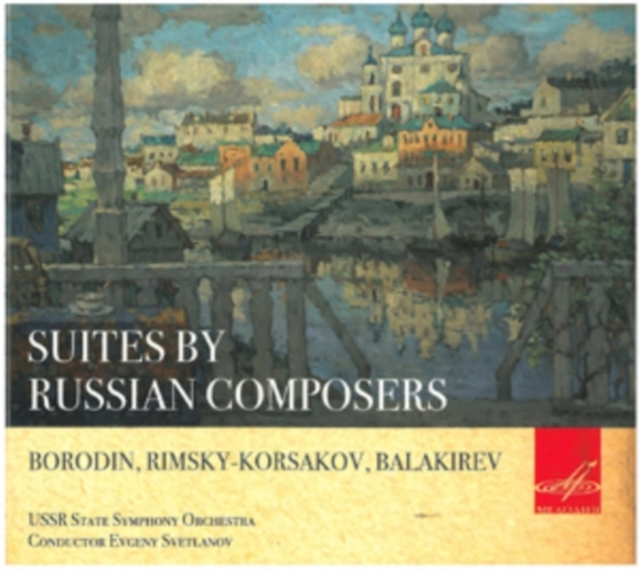 Suites By Russian Composers