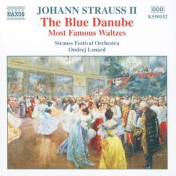 Blue Danube, The - Most Famous Waltzes (