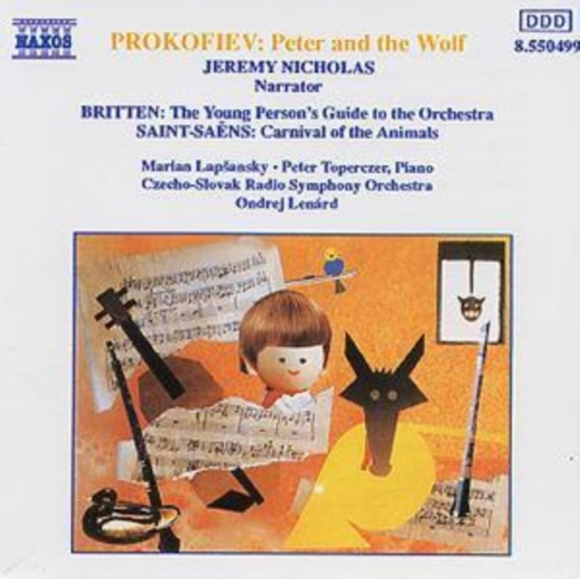 PETER and the WOLF - CARNIVAL of the ANI