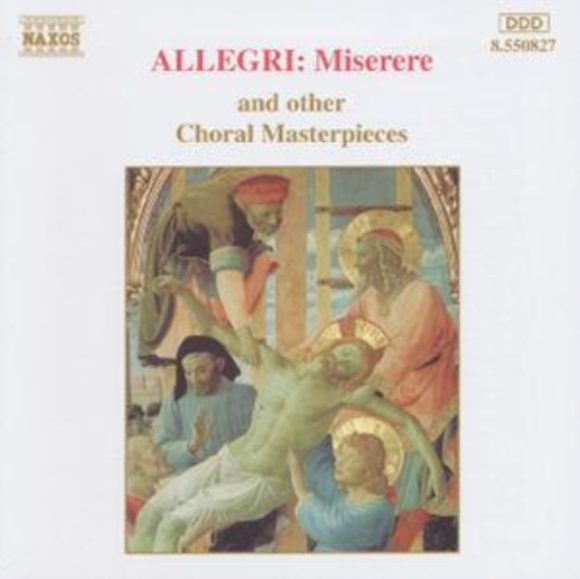 Allegri: Miserere and Other Choral Maste