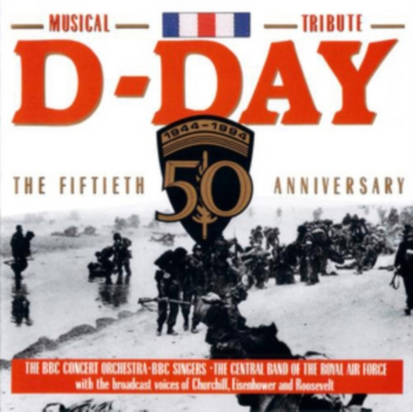 D-day 50th Anniversary