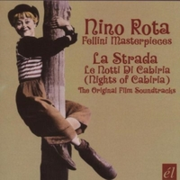 Fellini Masterpieces: La Strada/nights o