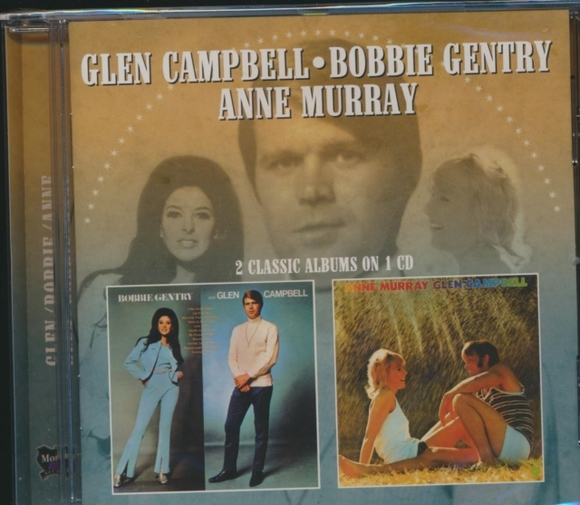 Bobbie Gentry and Glen Campbell/Anne Mur