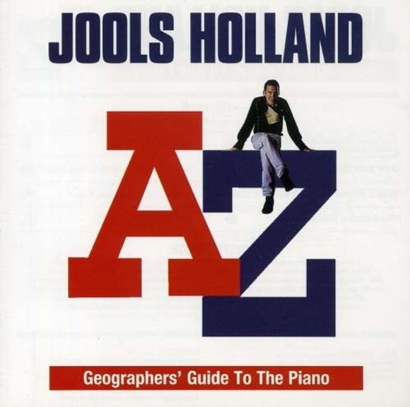 The A-z Geographers' Guide to the Piano