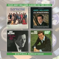 Four Andy Williams Albums