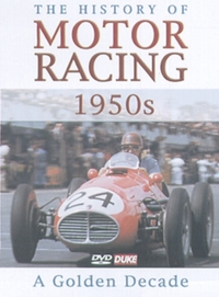 History of Motor Racing: The 1950's