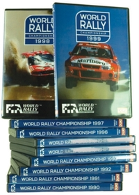 World Rally Collection: 1990-1999