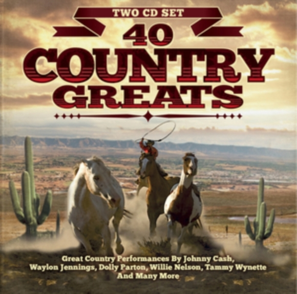 40 Country Greats