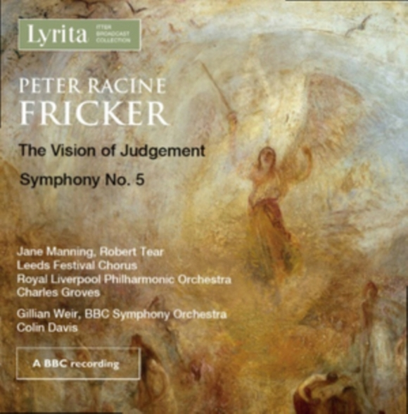 Peter Racine Fricker: The Vision of Judg
