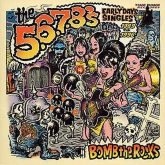 Bomb the Rocks: Early Days Singles 1989-