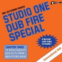Soul Jazz Records Presents : Studio One