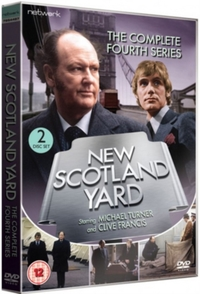 New Scotland Yard: The Complete Fourth S