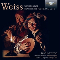 Weiss: Sonatas for Transverse Flute and