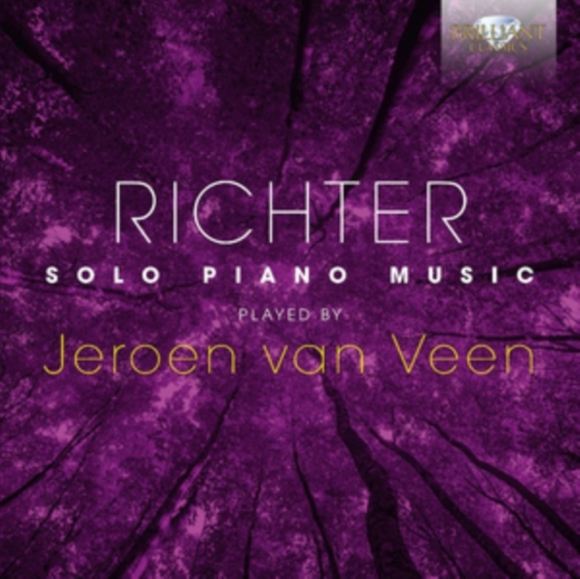 Richter: Solo Piano Music Played By Jero