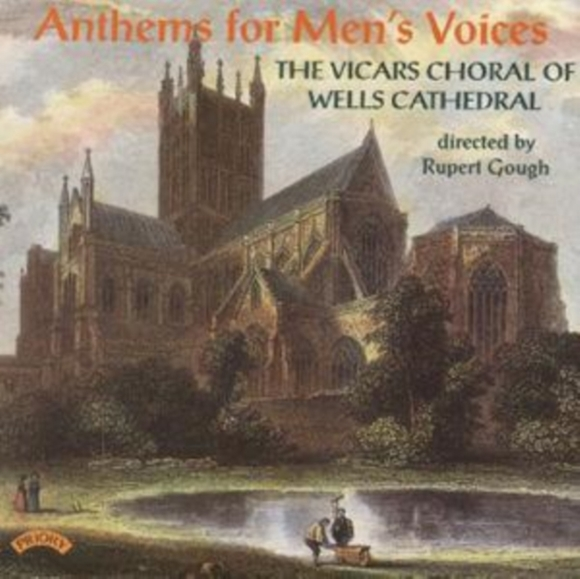 Anthems For Men's Voices (The Vicars Cho