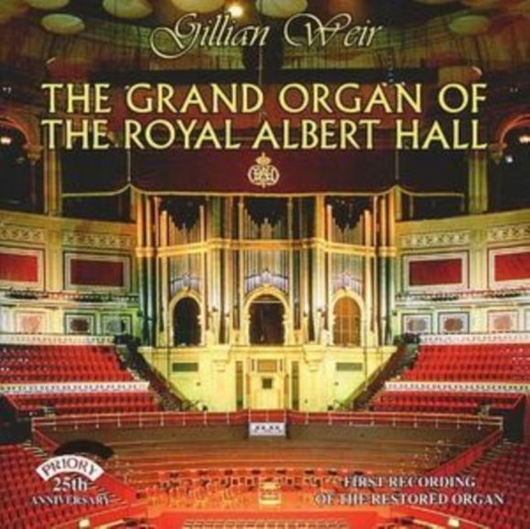 Grand Organ of the Royal Albert Hall, Th