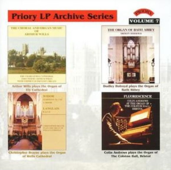 Priory Lp Archive Series Vol. 7 (Darling