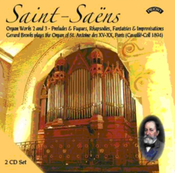 Saint-Saens: Organ Works 2 and 3/Prelude