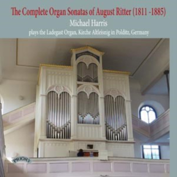 The Complete Organ Sonatas of August Rit