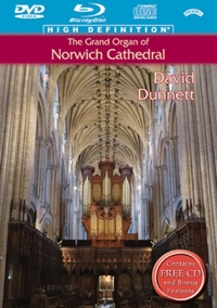 Grand Organ of Norwich Cathedral - David