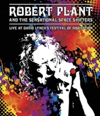 Robert Plant and the Sensational Space S