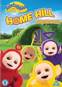 Teletubbies - Brand New Series - Home Hi