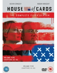 House of Cards: The Complete Fifth Seaso