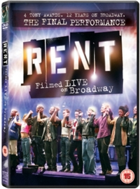 Rent: The Final Performance - Filmed Liv