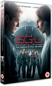 Stargate Universe: The Complete Season 2