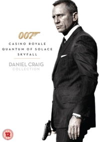 Casino Royale/Quantum of Solace/Skyfall