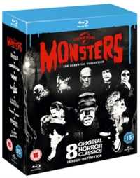 Universal Classic Monsters: The Essentia