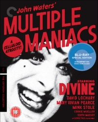 Multiple Maniacs - The Criterion Collect